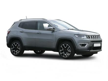 Jeep Compass Sw 1.4 Multiair 140 Longitude 5dr [2WD]