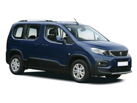 Peugeot Rifter Diesel Estate 1.5 BlueHDi 100 Allure 5dr