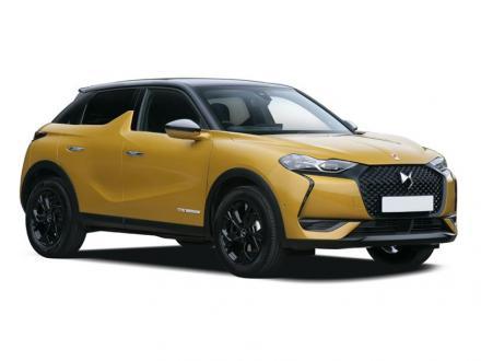 Ds Ds 3 Crossback Hatchback 1.2 PureTech Elegance 5dr