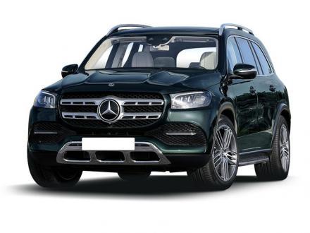 Mercedes-Benz Gls Diesel Estate GLS 400d 4Matic AMG Line Premium + 5dr 9G-Tronic