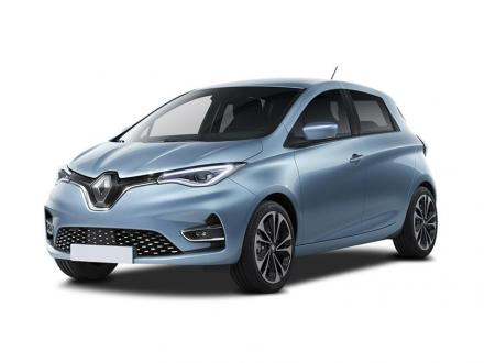 Renault Zoe Hatchback 100kW i Iconic R135 50KWh 5dr Auto