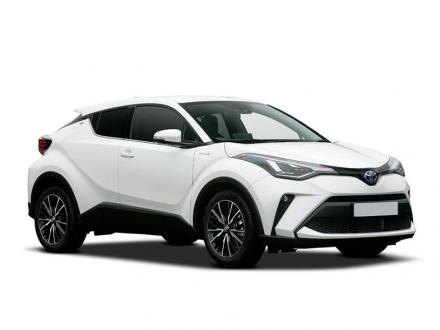 Toyota C-hr Hatchback 1.8 Hybrid Icon 5dr CVT [Tech]