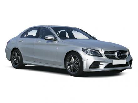 Mercedes-Benz C Class Saloon Special Editions C300de AMG Line Night Ed Premium 4dr 9G-Tronic