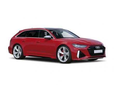 Audi Rs 6 Avant RS 6 TFSI Quattro 5dr Tiptronic [Comfort+Sound]