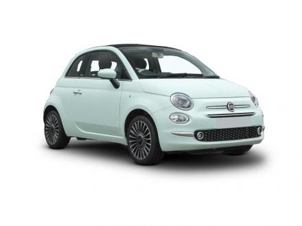 Fiat 500c Convertible 1.0 Mild Hybrid Sport [Nav] 2dr