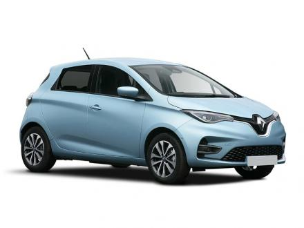 Renault Zoe Hatchback 80kW Iconic R110 50kWh Rapid Charge 5dr Auto