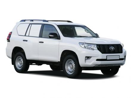 Toyota Land Cruiser Lwb Diesel 2.8D Utility Commercial