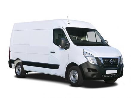 Nissan Nv400 F28 L1 Diesel 2.3 dci 135ps H1 Acenta Van