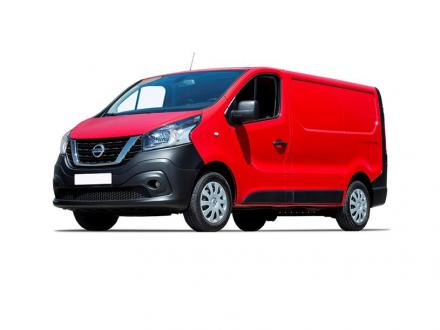 Nissan Nv300 28 L1 Diesel 2.0 dCi 120ps H1 Visia Van