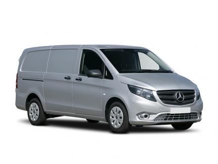 Mercedes-Benz Vito L3 Diesel Fwd 110CDI Progressive Van