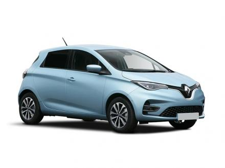 Renault Zoe Cdv Ze Electric 80kW Business+ 50kWh i-Van R110 Auto